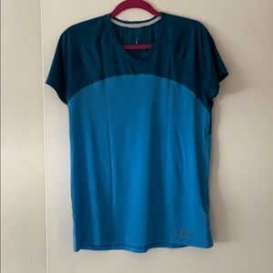 Patagonia light weight athletic shirt, worn once